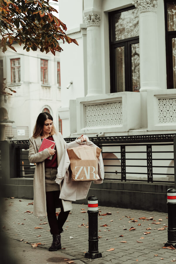 Personal Shopping with Sînziana